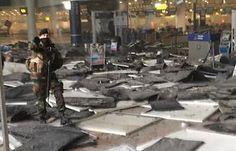 13 mortos em atentados na Bélgica