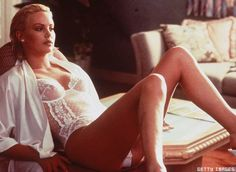 """Charlize Theron in """"2 Days In The Valley"""" ~ filmed in my old home town ... can't count how many times I've seen it :-)"""