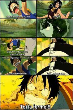 Le respect a disparu Anime Neko, Manga Anime, Find Memes, One Piece Funny, Comic Panels, One Piece Anime, Thug Life, One Punch Man, Troll