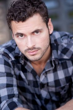Adan Canto ....I wish he wasnt such a creep in the tv show The Following!