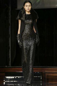 Tex Saverio Ready To Wear Fall Winter 2014 Paris #fashion