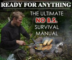#Prepper #Survival - Ready For Anything The Ultimate No B.S.  Survival Manual