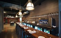 Introducing: Skin and Bones, Leslieville's latest restaurant and wine bar Skin And Bones, Restaurant Dishes, Toronto Life, Air B And B, Executive Chef, Relax, Wine, Table, Oysters
