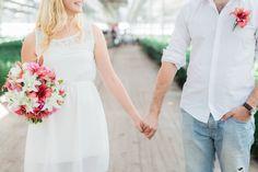 Artikel 'Pluk je eigen bruidsboeket' #webredacteur #artikel #online #article #mooiwatbloemendoen.nl