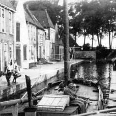 Wortelhaven met 't Woudpypke op de achtergrond