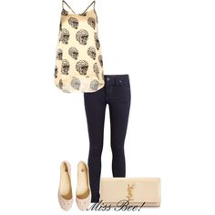 Untitled #39 by miss-bee-fashion on Polyvore