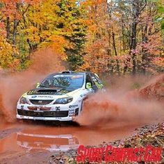 Subaru baptism.