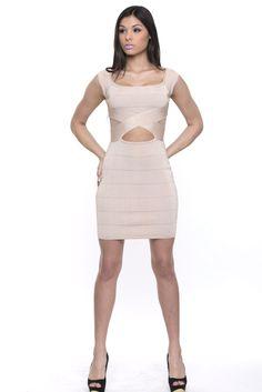 Wet Dreamz Bandage Dress