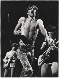 The Rolling Stones: Mick Jagger