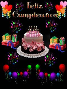 1 million+ Stunning Free Images to Use Anywhere Happy Birthday In Spanish, Happy Birthday Wishes Sister, Happy Birthday Girlfriend, Funny Happy Birthday Messages, Birthday Wishes Greetings, Birthday Cake For Husband, Happy Birthday Video, Happy Birthday Celebration, Happy Birthday Beautiful