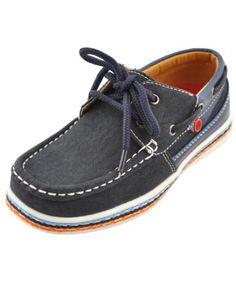 "Lil Fellas Boys ""Dock Walk"" Boat Shoes $19.99 (save $5.01)"