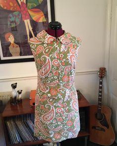 Vintage Cotton, Make Time, Stitching, Cotton Fabric, Summer Dresses, Cool Stuff, Instagram Posts, Fashion, Costura