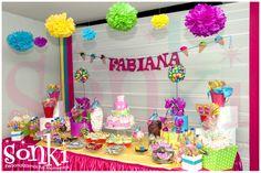 SONKI PERU: CandyLand para Fabi!