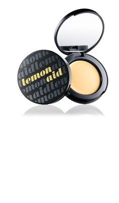 Yellow cream helps to hide discoloration on eyelids.Can be worn with or without eye makeup or used as a primer base. I use it as under eye concealer, too.