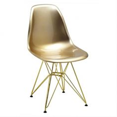 Dsw Eames Gold Chair