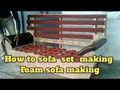 how to sofa set making foam sofa making sofa set new design sofa set deals SIVA SOFA TUTORIAL Sofa Set Designs, Sofa Design, Art Deco Chair, Corner Sofa Set, Sofa Upholstery, Coaches, News Design, Living Room, Projects