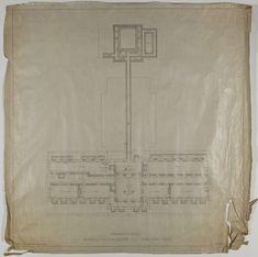 Lynnewood Hall Sub-Basement Floor Plan