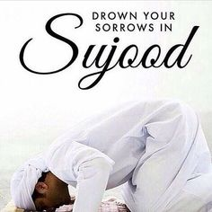 The best place to cry.   #Sujood #Islam