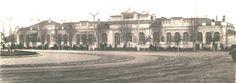 Вокзал Мариуполя 1947 год