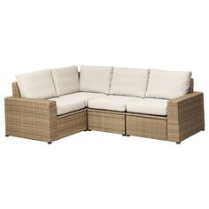 IKEA offers everything from living room furniture to mattresses and bedroom furniture so that you can design your life at home. Check out our furniture and home furnishings! Ikea Outdoor, Outdoor Sofa, Outdoor Stools, Outdoor Furniture, Outdoor Sectionals, Outdoor Living, Yard Furniture, Lounge Furniture, Modular Corner Sofa