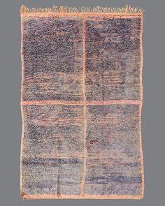 Vintage Moroccan rug, Beni M'Guild #BG81