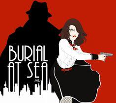 Elizabeth. Burial At Sea.