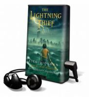 The Lightning Thief by Rick Riordan After learning that he is the son of a mortal woman and Poseidon, god of the sea, twelve-year-old Percy is sent to a summer camp for demigods like himself, and joins his new friends on a quest to prevent a war between the gods.