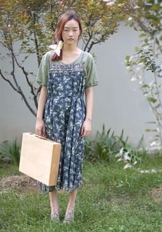 Mori Girl Photo
