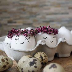 my scandinavian home: 7 Beautifully Simple Easter DIY Craft Ideas From Scandinavia