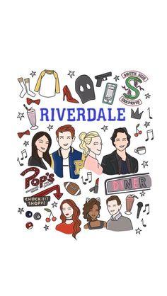 Serie netflix, aesthetic wallpapers, stranger things, favorite tv shows, ri Riverdale Tumblr, Riverdale Funny, Riverdale Memes, Riverdale Cast, Riverdale Comics, Riverdale Wallpaper Iphone, Riverdale Netflix, Riverdale Aesthetic, Riverdale Characters