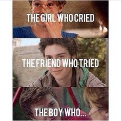 How dare they!!! Toooo soooonnn!!!!! And also... the girl who cried is ME! R. I. P. Gus