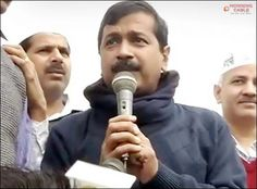 Walk the talk with #ArvindKejriwal: On Monday, #AAP (Aam Aadmi Party) chief Arvind Kejriwal did a walk the talk with media and shared his opinions on #KiranBedi, #BJP, #Delhielections, and his party's welfare schemes.   http://www.morningcable.com/home/top-stories/39106-walk-the-talk-with-arvind-kejriwal.html