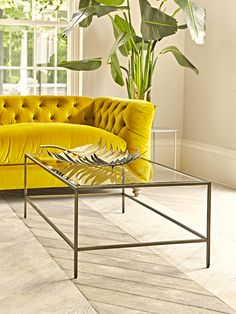 Burnished Gold & Glass Coffee Table – Luxury Modern Tables – Modern Home Furnitu… - Interior Decoration Accessories coffee tables Gold Glass Coffee Table, Coffee Tables Uk, Garden Coffee Table, Glass Table, Gold Table, Coffee Coffee, Modern Home Furniture, Living Furniture, Table Furniture