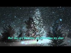 This song always brings me back in time.  Never get tired of it.  The Eagles - Please Come Home for Christmas