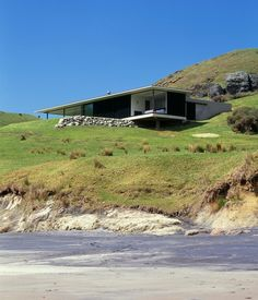 fearon hay architects / shark alley house, great barrier island