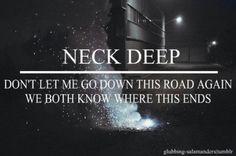 neck deep - a part of me