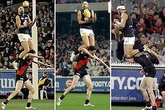 'Skywalker!' - Andrew Walker Carlton Football Club, Baseball Cards, Sports, Hs Sports, Sport