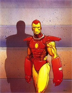 Iron Man | by Moebius