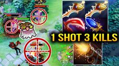 CRAZY SNIPER 1 SHOT Item Build Wagamama Dota 2
