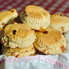 Raisin Biscuits.....
