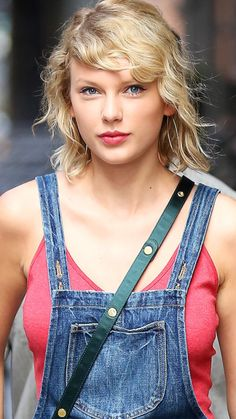 Taylor swift in New York on the 8th August 2016