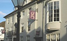 The George In Rye Rye This luxury, stylish hideaway is located in the centre of Rye and offers elegant, well-designed rooms, local wines and a restaurant menu infused with Mediterranean zest.