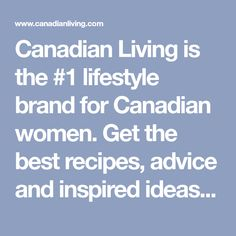 Canadian Living is the lifestyle brand for Canadian women. Get the best recipes, advice and inspired ideas for everyday living. Roasted Pork Belly Recipe, Pork Belly Recipes, Knitted Christmas Stockings, Christmas Knitting, Learn How To Knit, How To Make Tea, Plastic Bag Crafts, Coffee Cup Sleeves, Party Sandwiches