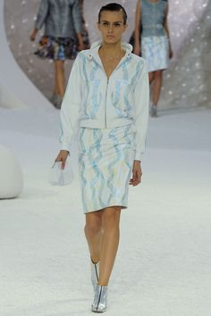 Chanel Spring 2012 Ready-to-Wear