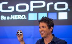GoPro Stock Crashes After Apple Gets Patent Approval For Mountable Camera [Video]