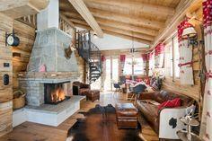 Besten winter chalet bilder auf country style