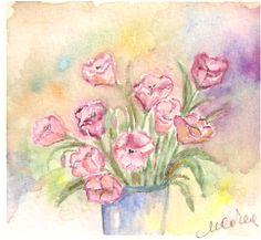 acquerello by M. Cristina De Amicis