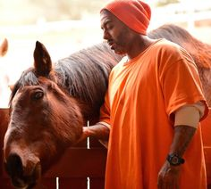 Four inmates who grew up thinking they were no good at school, and who certainly never imagined gaining the trust of thousand-pound Thoroughbred racehorses, graduated last month from a horsemanship...