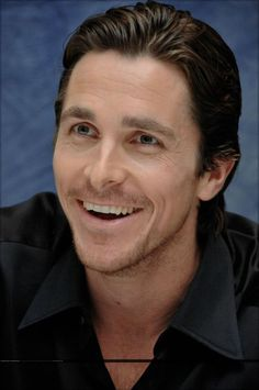 Christian Bale.  No matter how old he gets or what roles he plays he will always be Jack Kelly to me. :)