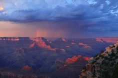 Best places to go camping in the U.S. including Grand Canyon National Park